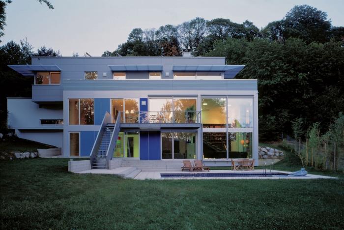 Bildanzeige einfamilienhaus in graz architekt norbert for Architekt einfamilienhaus