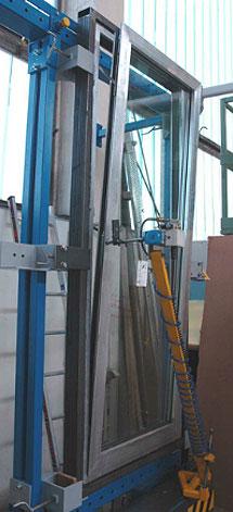 Alu fenster im zeichen der qualit t positionspapier for Fenster test